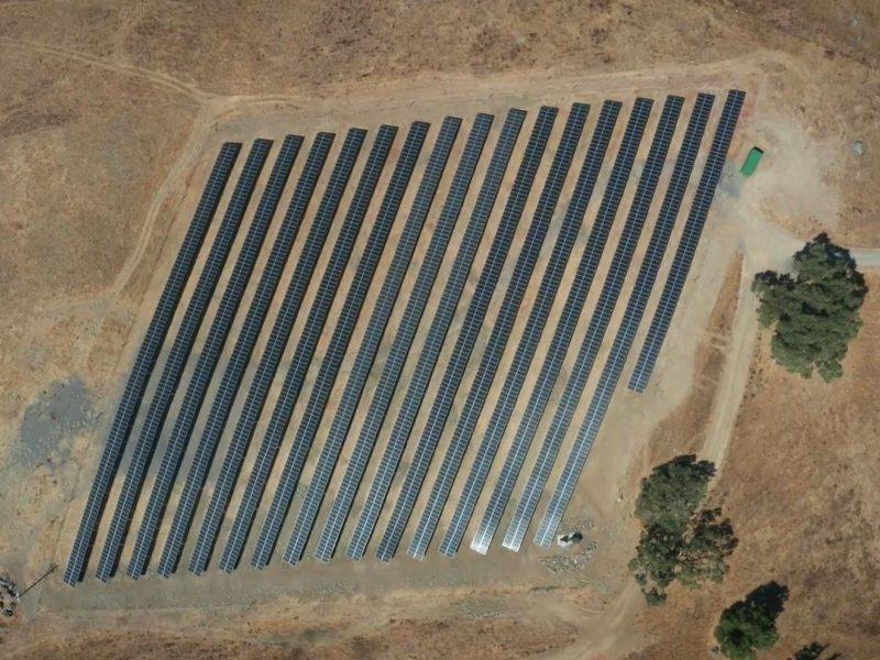 Cloverdale Solar Panels