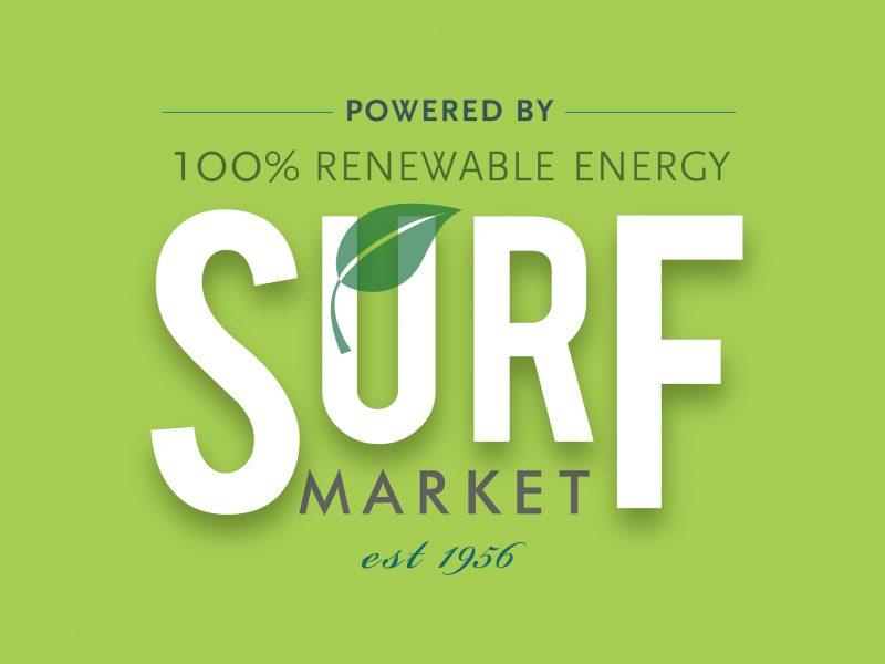 Surf Market Logo Website