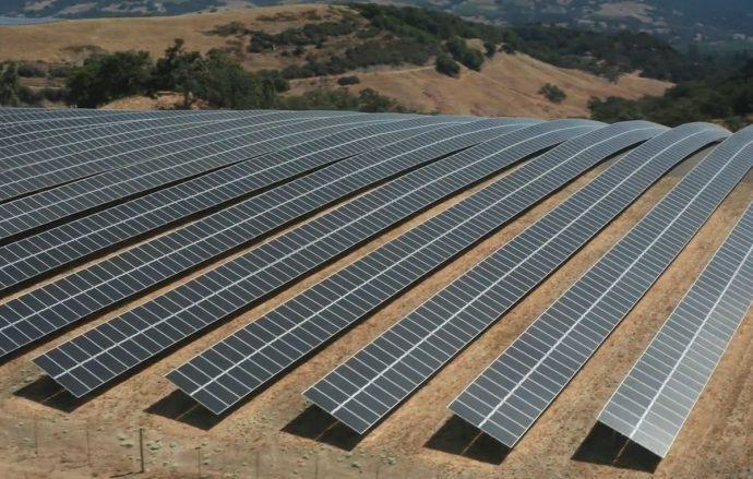 Cloverdale Solar Panels2