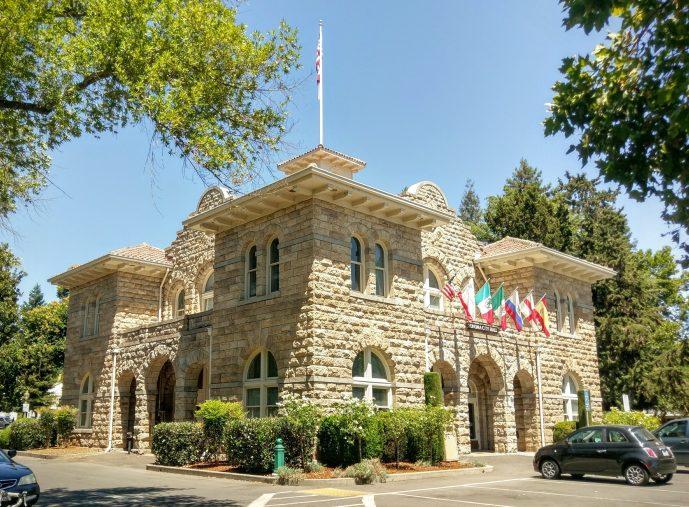 Sonoma City Hall 2016