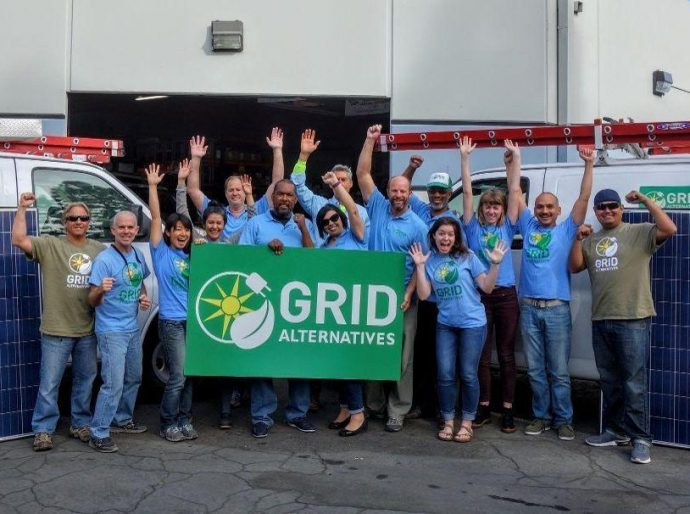 Grid Alternatives San Diego