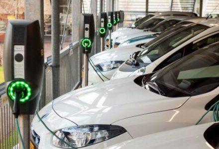 Electric Car Fleet Charging XL 500 363 80