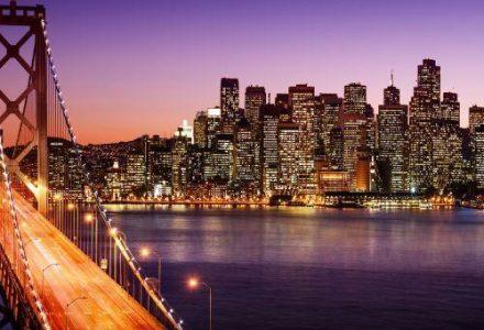 San Francisco Skyline Golden Gate XL 500 500 80 s c1