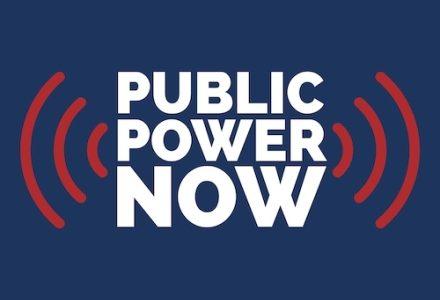 Logo public power now