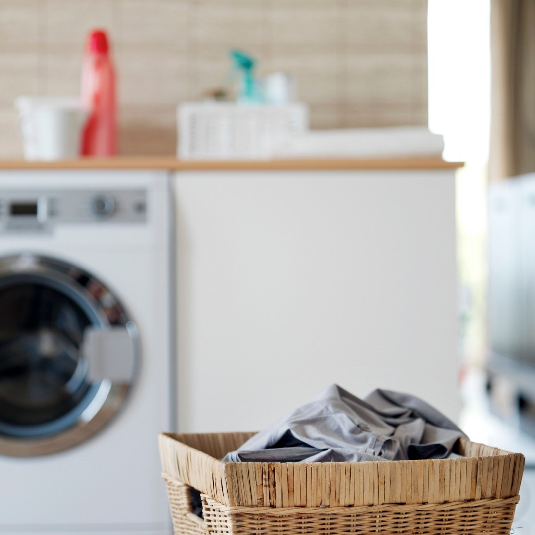 Laundry basket picture id157681477